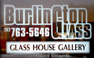 Burlington Glass - Glass House Gallery