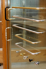 we offer a wide variety of shower door handles for you to choose from